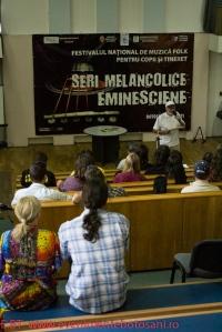 SERI MELANCOLICE EMINESCIENE - Festival National de Muzica Folk (25 of 176)